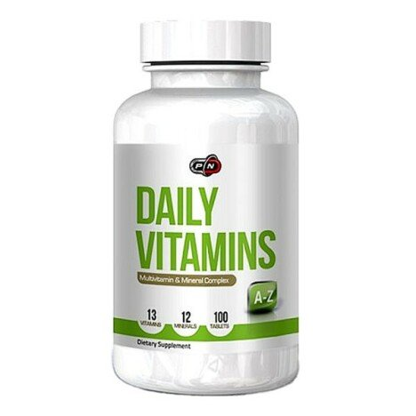 Daily Vitamins 100 tablete